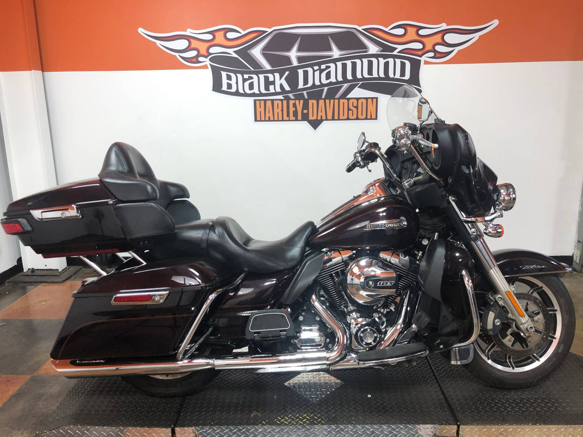 2014 Harley-Davidson Electra Glide® Ultra Classic® in Marion, Illinois - Photo 1