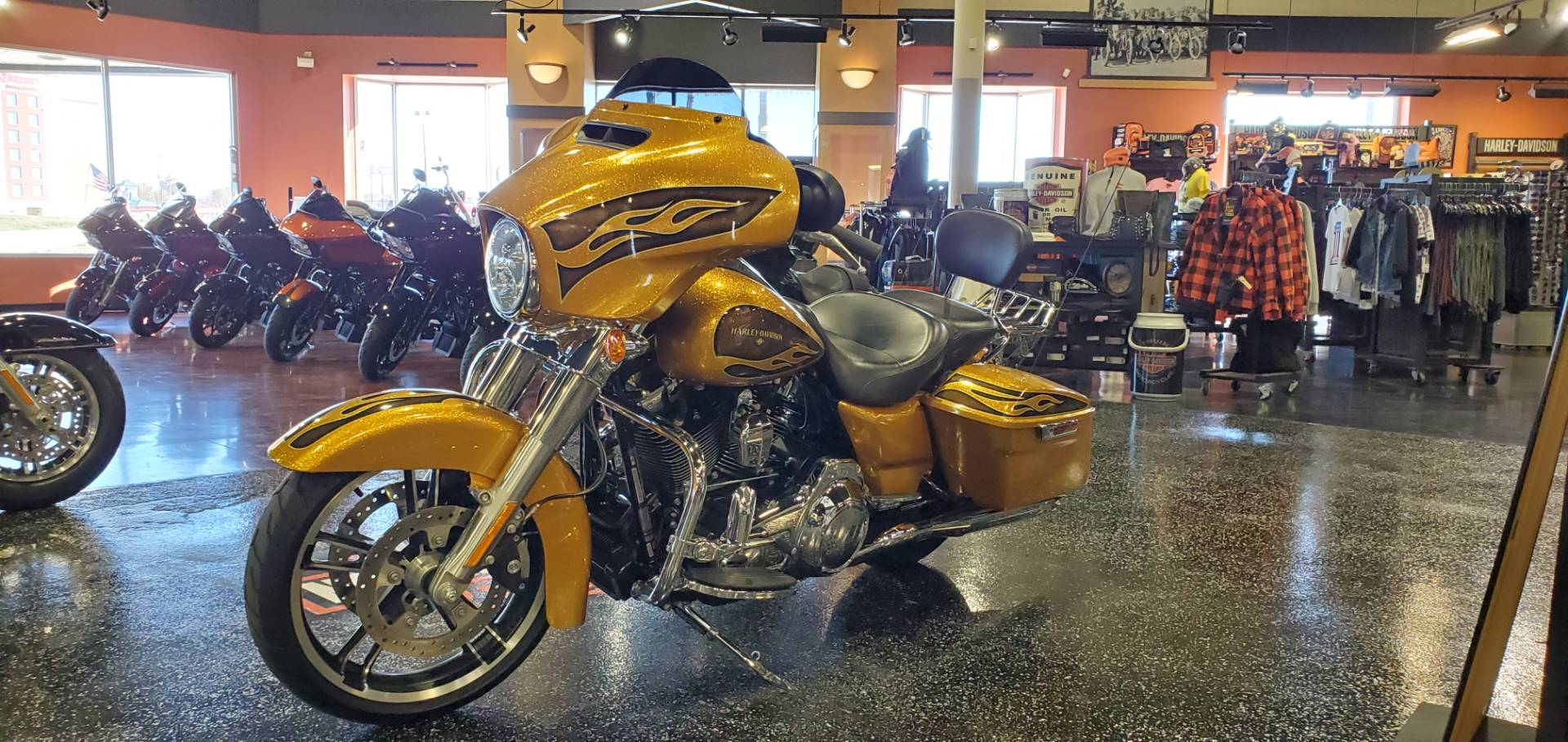 2016 Harley-Davidson STREET GLIDE SPECIAL in Mount Vernon, Illinois - Photo 3