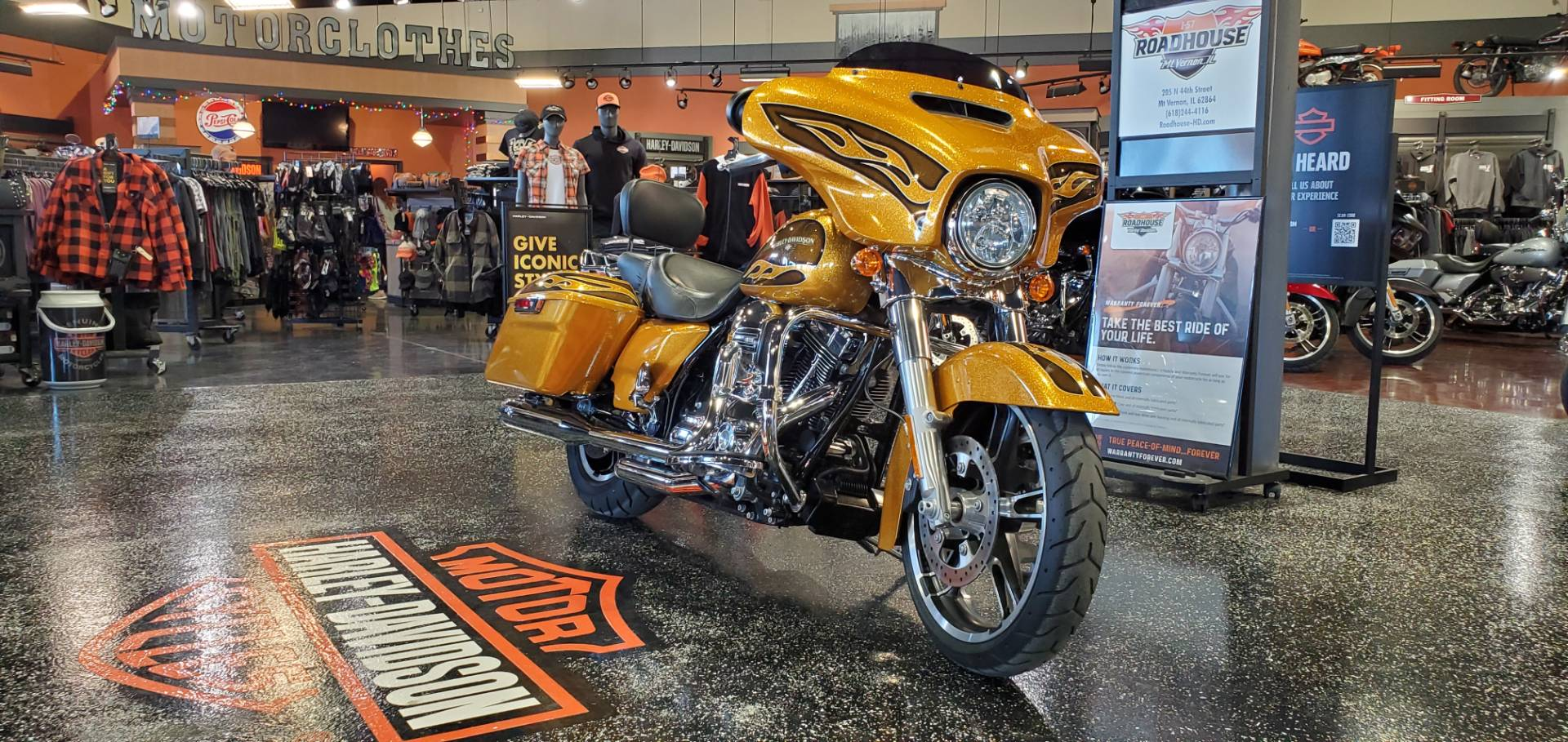 2016 Harley-Davidson STREET GLIDE SPECIAL in Mount Vernon, Illinois - Photo 4