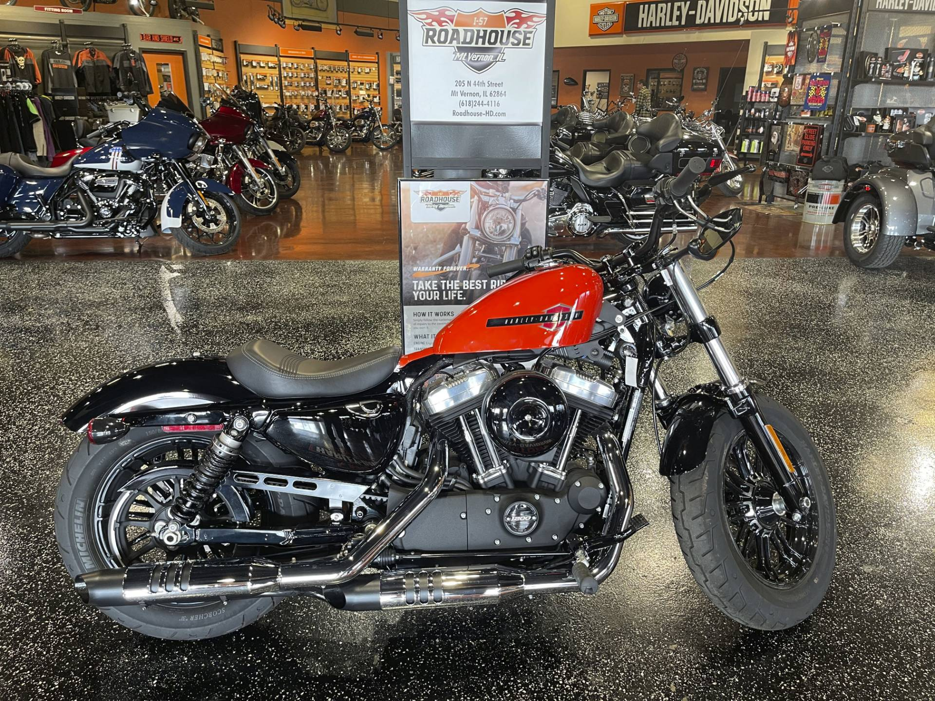 2020 Harley-Davidson Forty-Eight® in Mount Vernon, Illinois - Photo 1