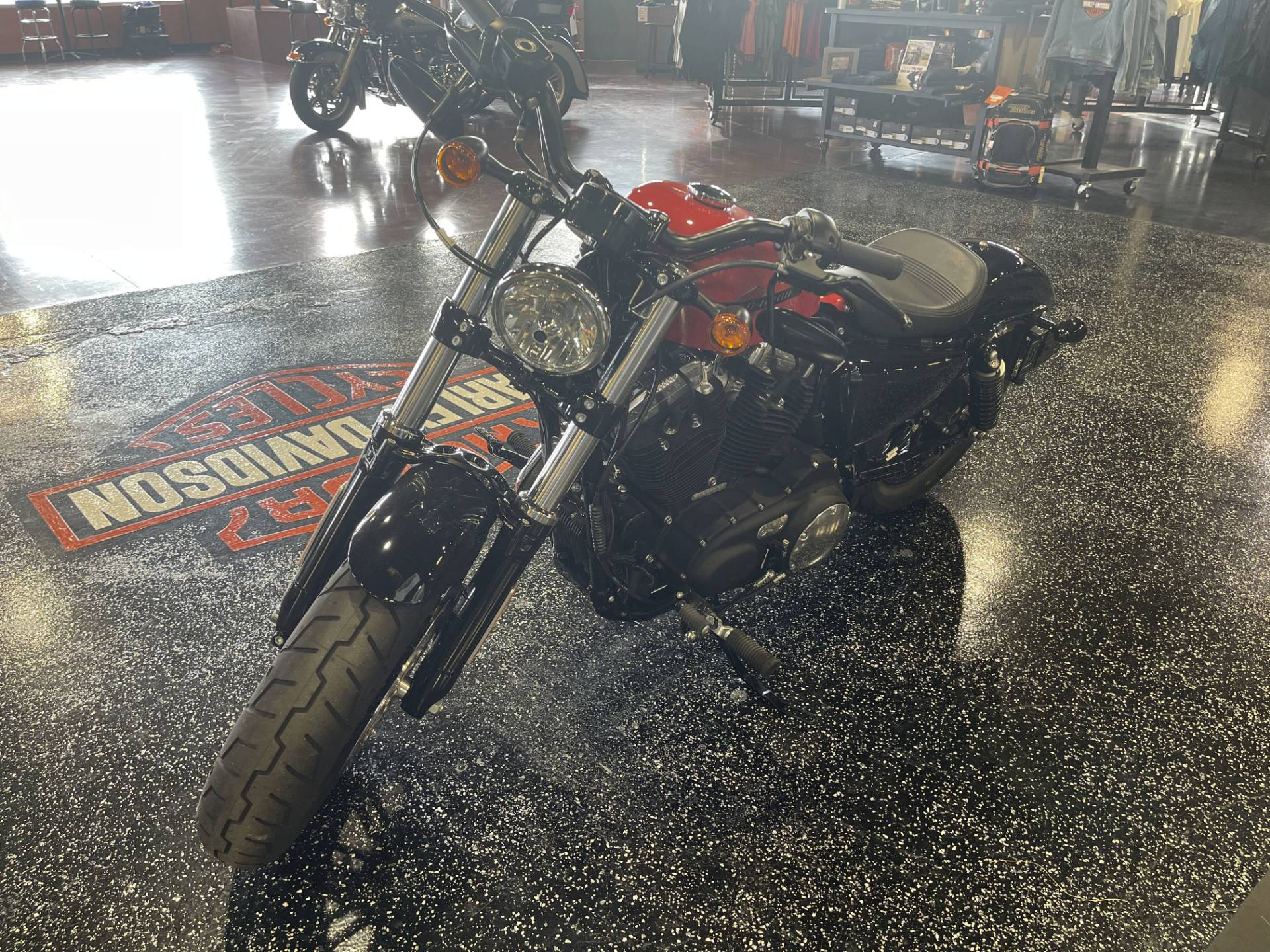 2020 Harley-Davidson Forty-Eight® in Mount Vernon, Illinois - Photo 5