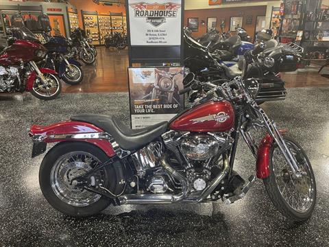 2005 Harley-Davidson FXSTS/FXSTSI Springer® Softail® in Mount Vernon, Illinois - Photo 1