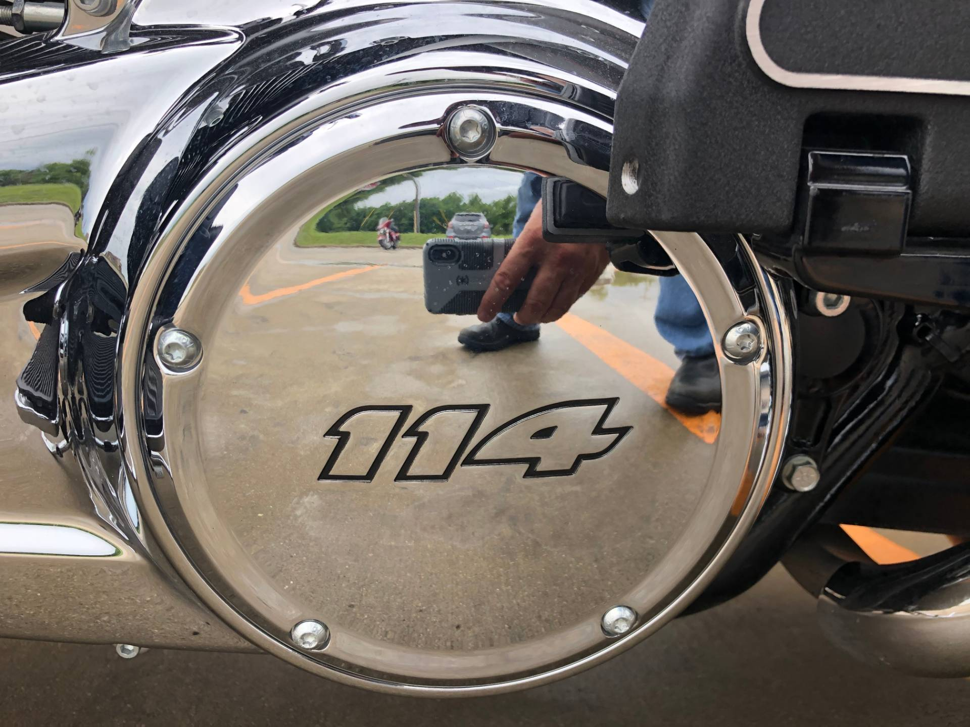2019 Harley-Davidson Ultra Limited in Mount Vernon, Illinois - Photo 7