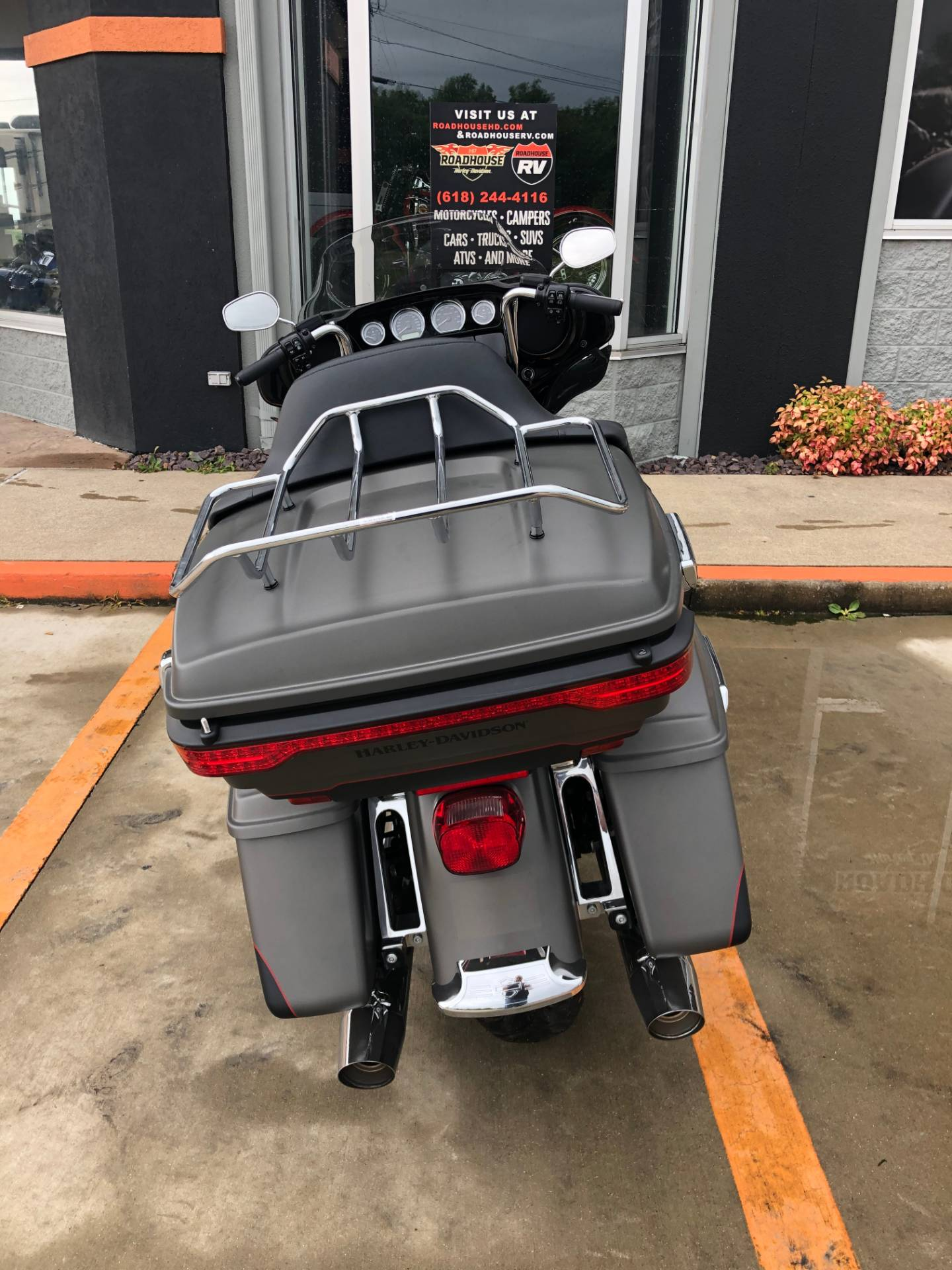 2019 Harley-Davidson Ultra Limited in Mount Vernon, Illinois - Photo 8