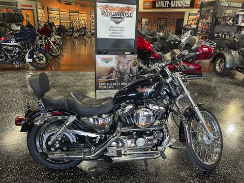 2002 Harley-Davidson XL 1200C Sportster® 1200 Custom in Mount Vernon, Illinois - Photo 1