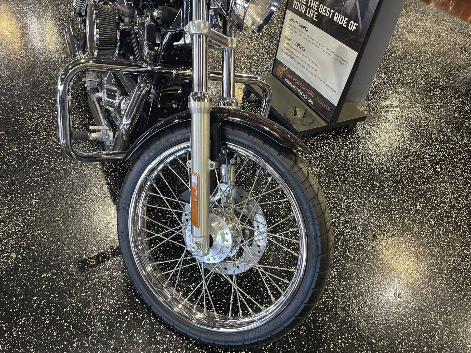 2002 Harley-Davidson XL 1200C Sportster® 1200 Custom in Mount Vernon, Illinois - Photo 5