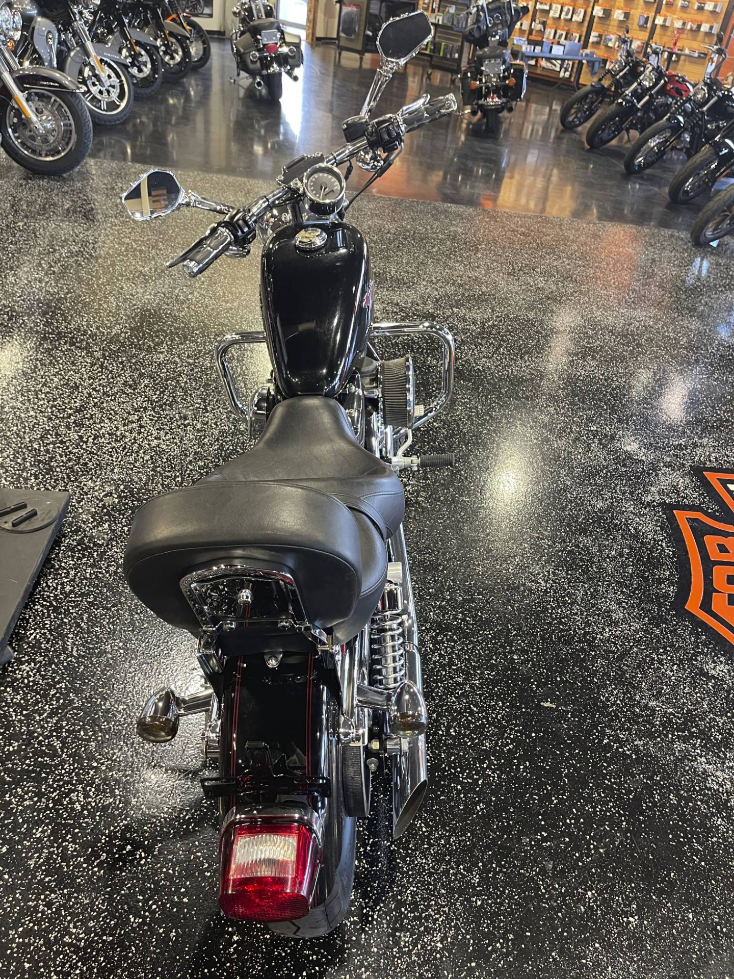 2002 Harley-Davidson XL 1200C Sportster® 1200 Custom in Mount Vernon, Illinois - Photo 6