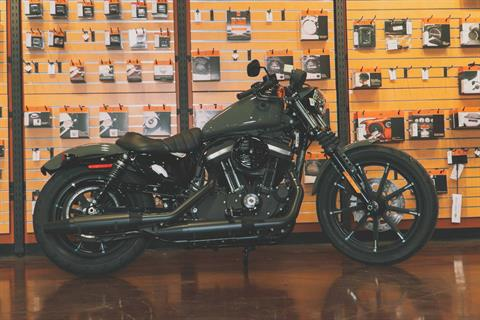 2021 Harley-Davidson XL883N in Mount Vernon, Illinois - Photo 2