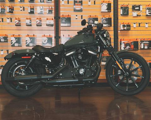 2021 Harley-Davidson XL883N in Mount Vernon, Illinois - Photo 7