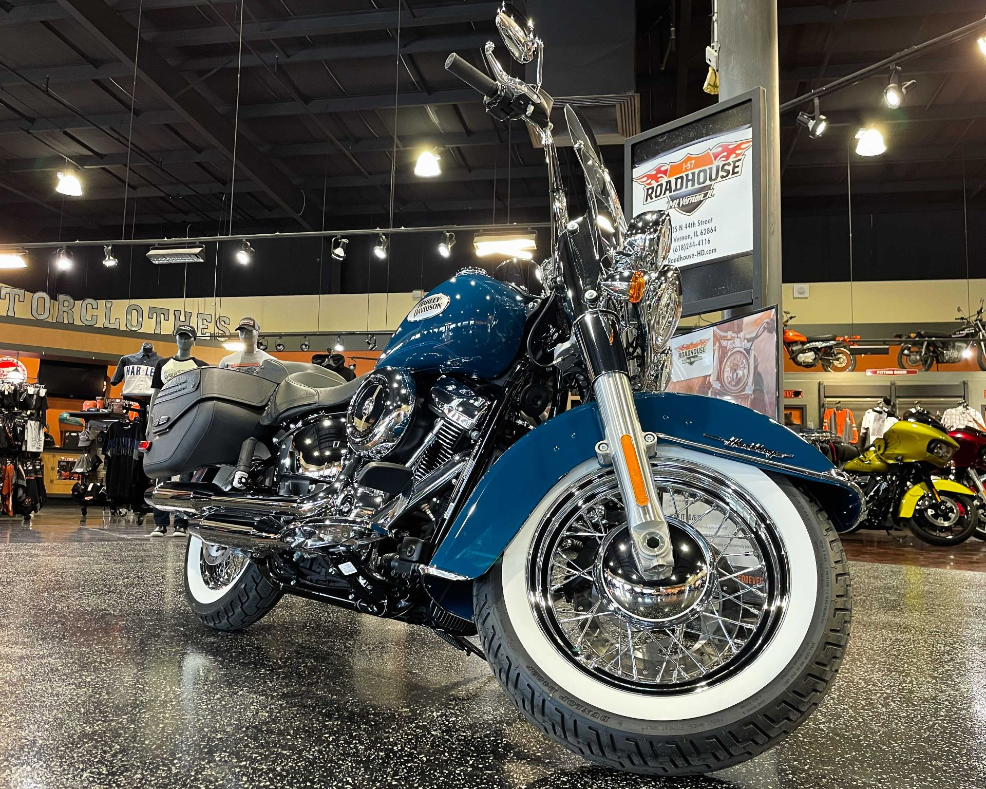 2021 Harley-Davidson Heritage in Mount Vernon, Illinois - Photo 1