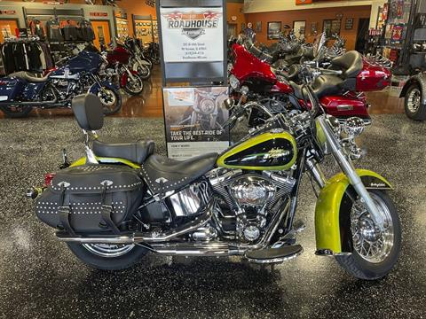 2011 Harley-Davidson Heritage Softail® Classic in Mount Vernon, Illinois - Photo 1