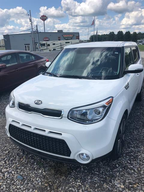 2015 Kia Soul ! (Exclaim) in Mount Vernon, Illinois - Photo 2