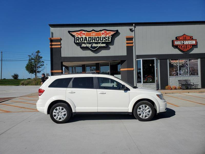 2017 Dodge Journey SE in Mount Vernon, Illinois - Photo 12