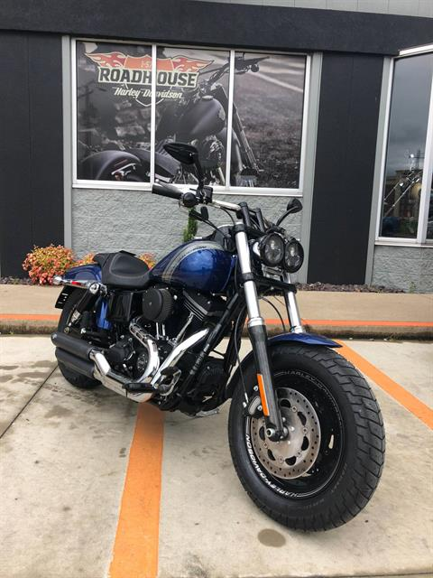2015 Harley-Davidson Fat Bob® in Mount Vernon, Illinois - Photo 4