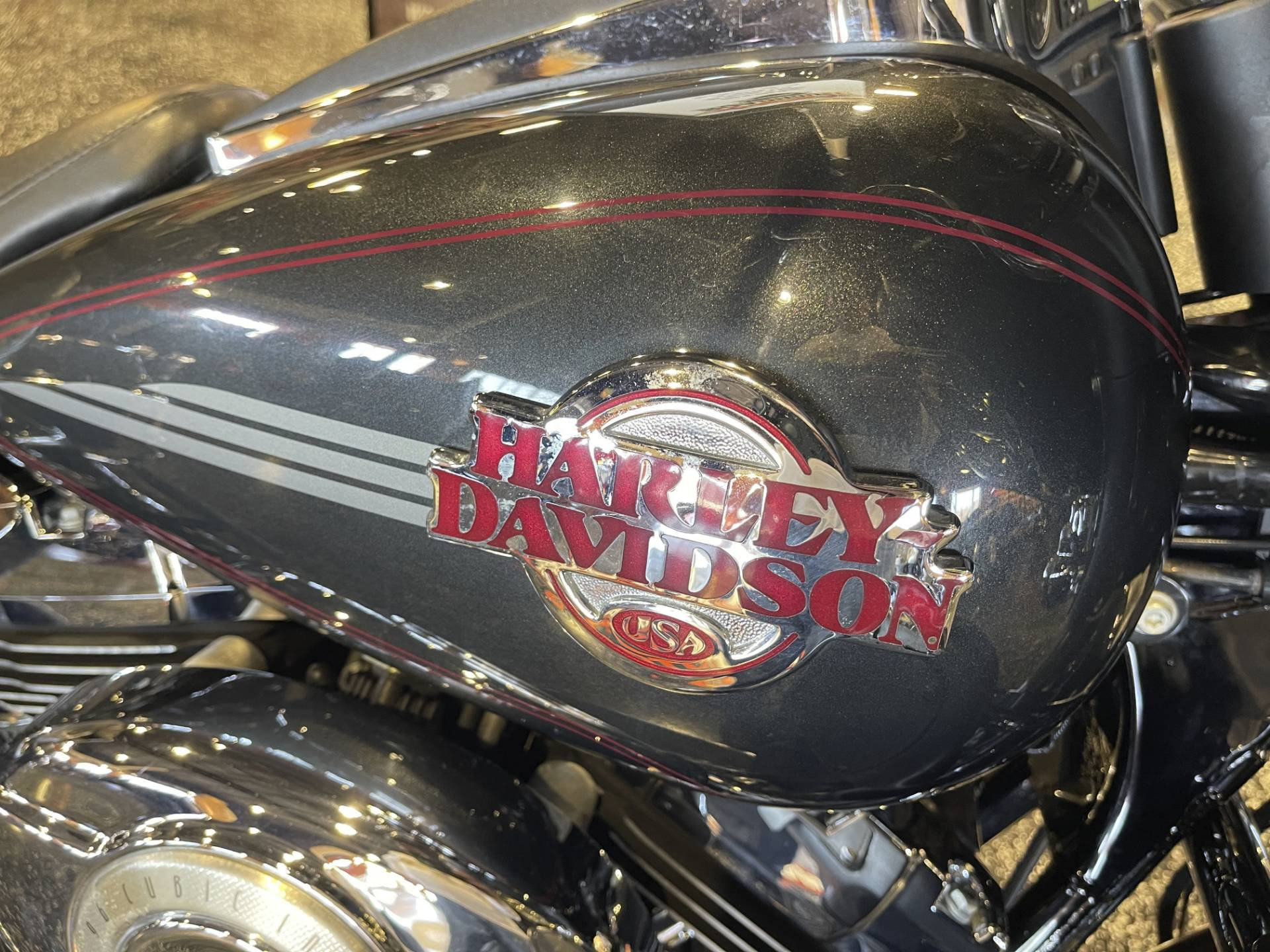 2007 Harley-Davidson Ultra Classic® Electra Glide® in Mount Vernon, Illinois - Photo 4