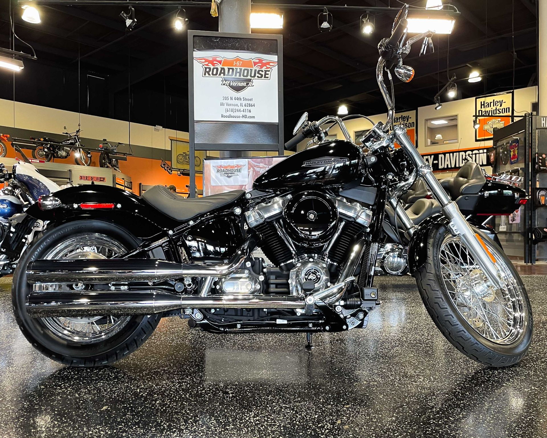 2021 Harley-Davidson Standard in Mount Vernon, Illinois - Photo 8