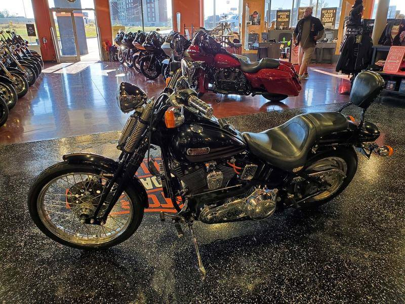 1997 Harley-Davidson FXSTSB in Mount Vernon, Illinois - Photo 12