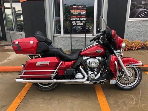 2013 Harley-Davidson Ultra Classic® Electra Glide® in Mount Vernon, Illinois - Photo 1