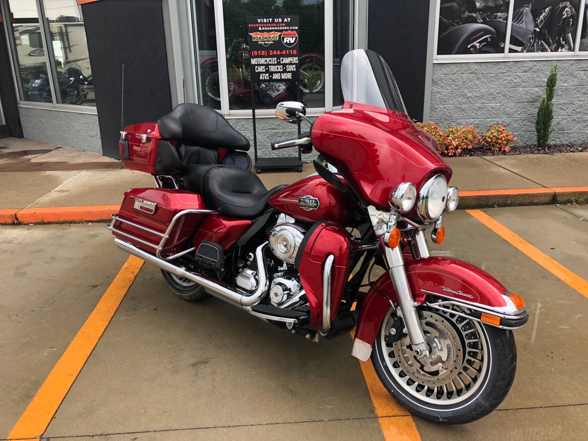 2013 Harley-Davidson Ultra Classic® Electra Glide® in Mount Vernon, Illinois - Photo 2