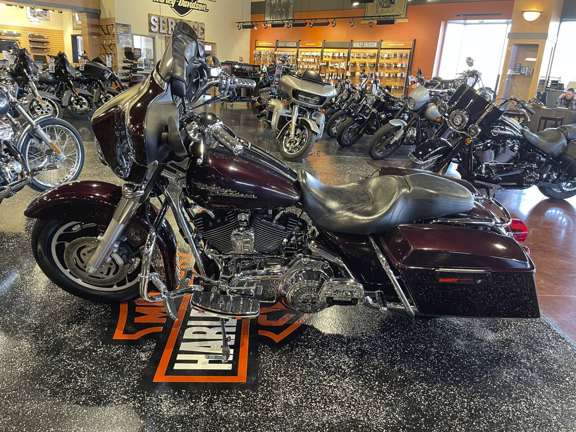 2007 Harley-Davidson FLHX Street Glide™ in Mount Vernon, Illinois - Photo 4