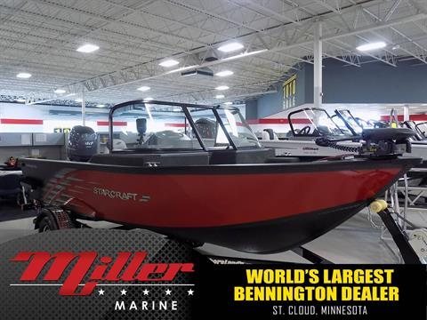 2017 Starcraft Renegade 168 DC in Saint Cloud, Minnesota
