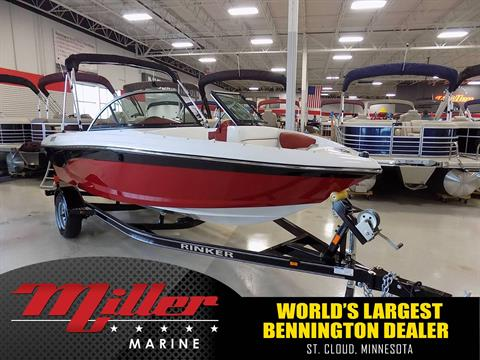 2017 Rinker QX18 Bowrider in Saint Cloud, Minnesota