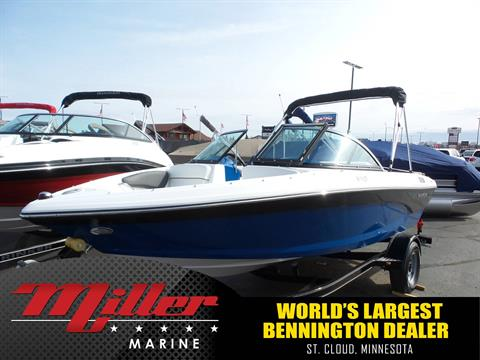 2017 Rinker QX 18 Bowrider in Saint Cloud, Minnesota