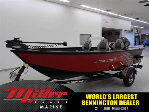 2017 Starcraft Stealth 166 Tiller in Saint Cloud, Minnesota