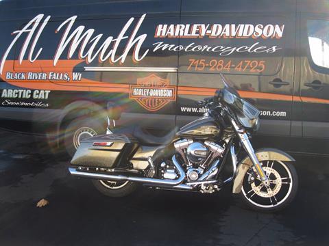 2016 Harley-Davidson Street Glide® in Black River Falls, Wisconsin