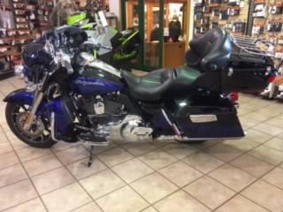 2011 Harley-Davidson CVO™ Ultra Classic® Electra Glide® in Black River Falls, Wisconsin