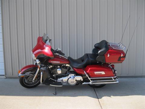 2011 Harley-Davidson Electra Glide® Ultra Limited in Black River Falls, Wisconsin