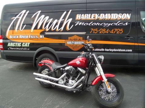 2012 Harley-Davidson Softail® Slim™ in Black River Falls, Wisconsin