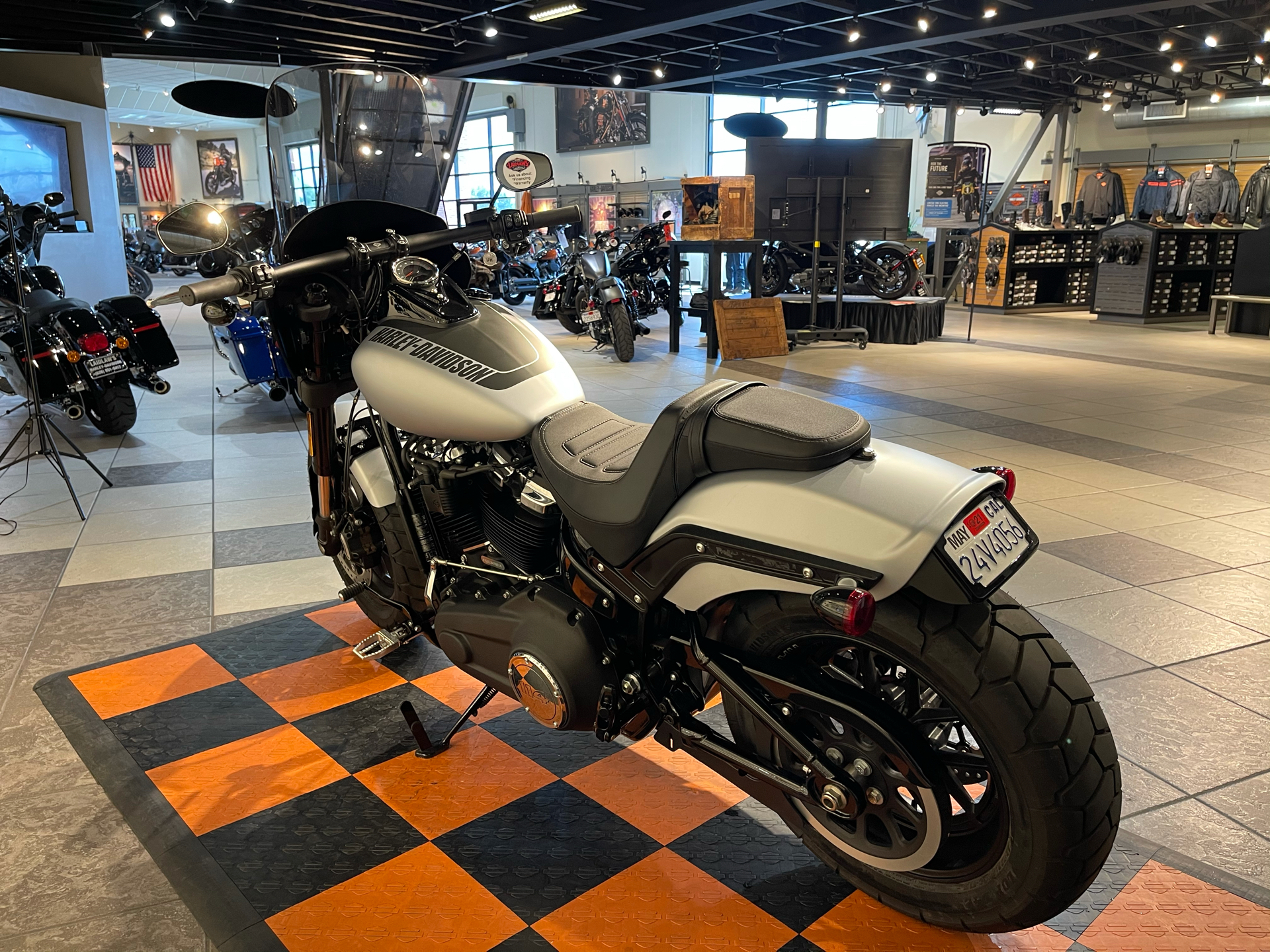 2020 Harley-Davidson Fat Bob® 114 in Baldwin Park, California - Photo 5