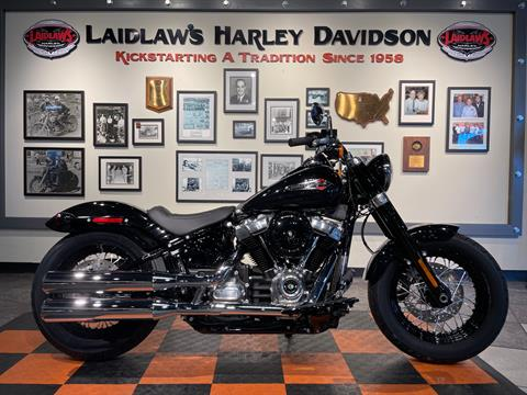 2021 Harley-Davidson Softail Slim® in Baldwin Park, California - Photo 1