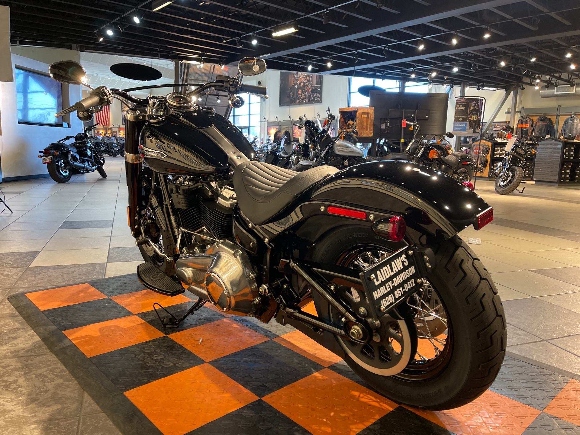 2021 Harley-Davidson Softail Slim® in Baldwin Park, California - Photo 8