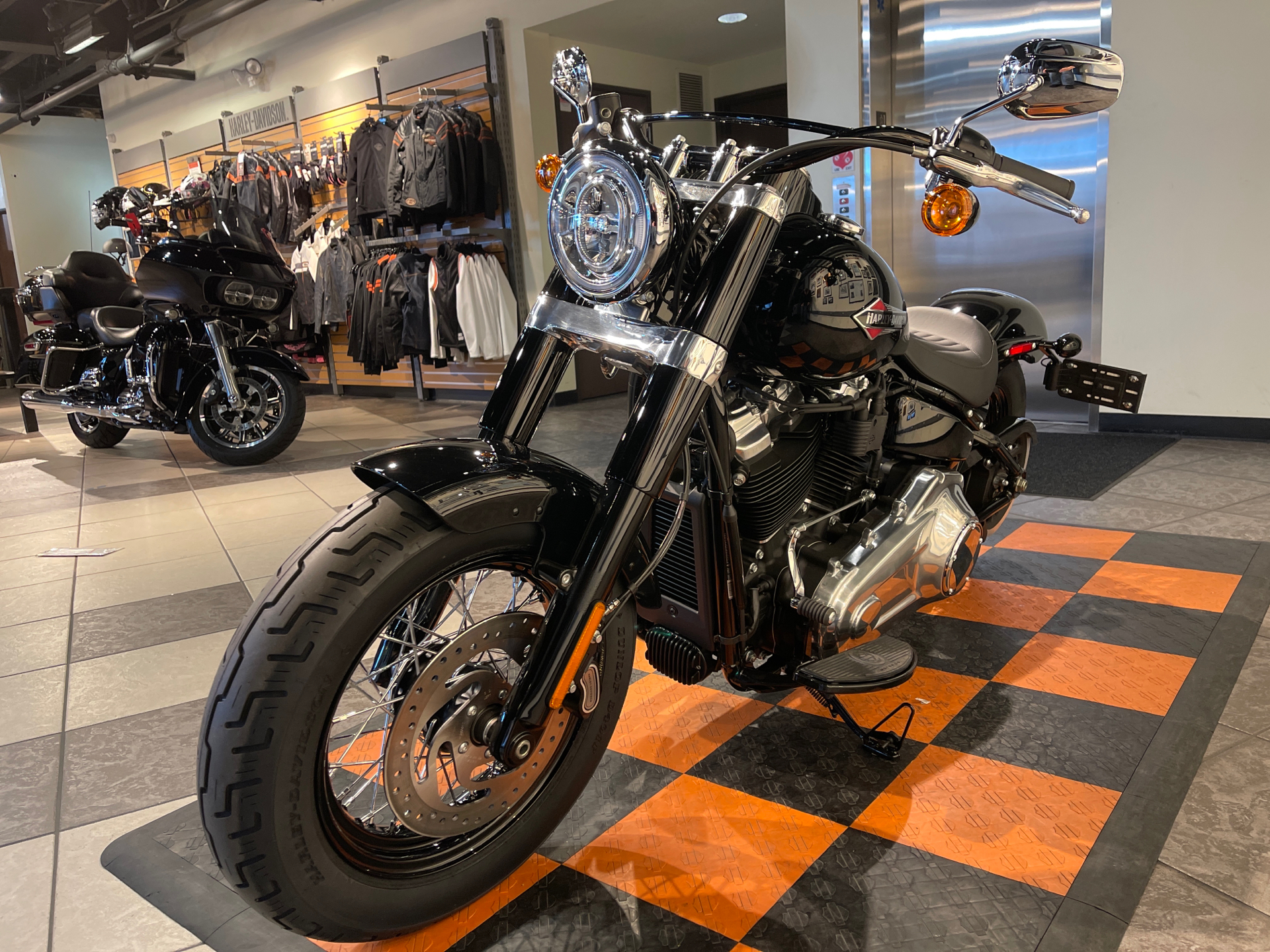 2021 Harley-Davidson Softail Slim® in Baldwin Park, California - Photo 10