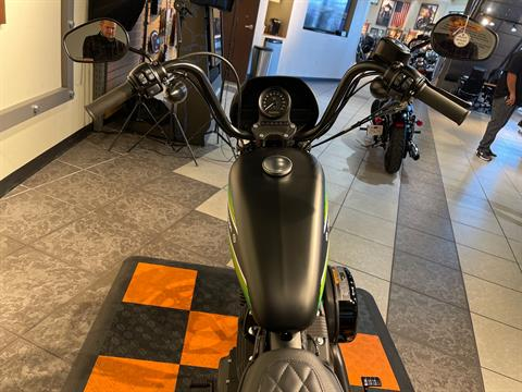2021 Harley-Davidson Iron 1200™ in Baldwin Park, California - Photo 5