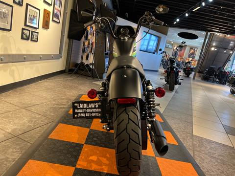 2021 Harley-Davidson Iron 1200™ in Baldwin Park, California - Photo 7