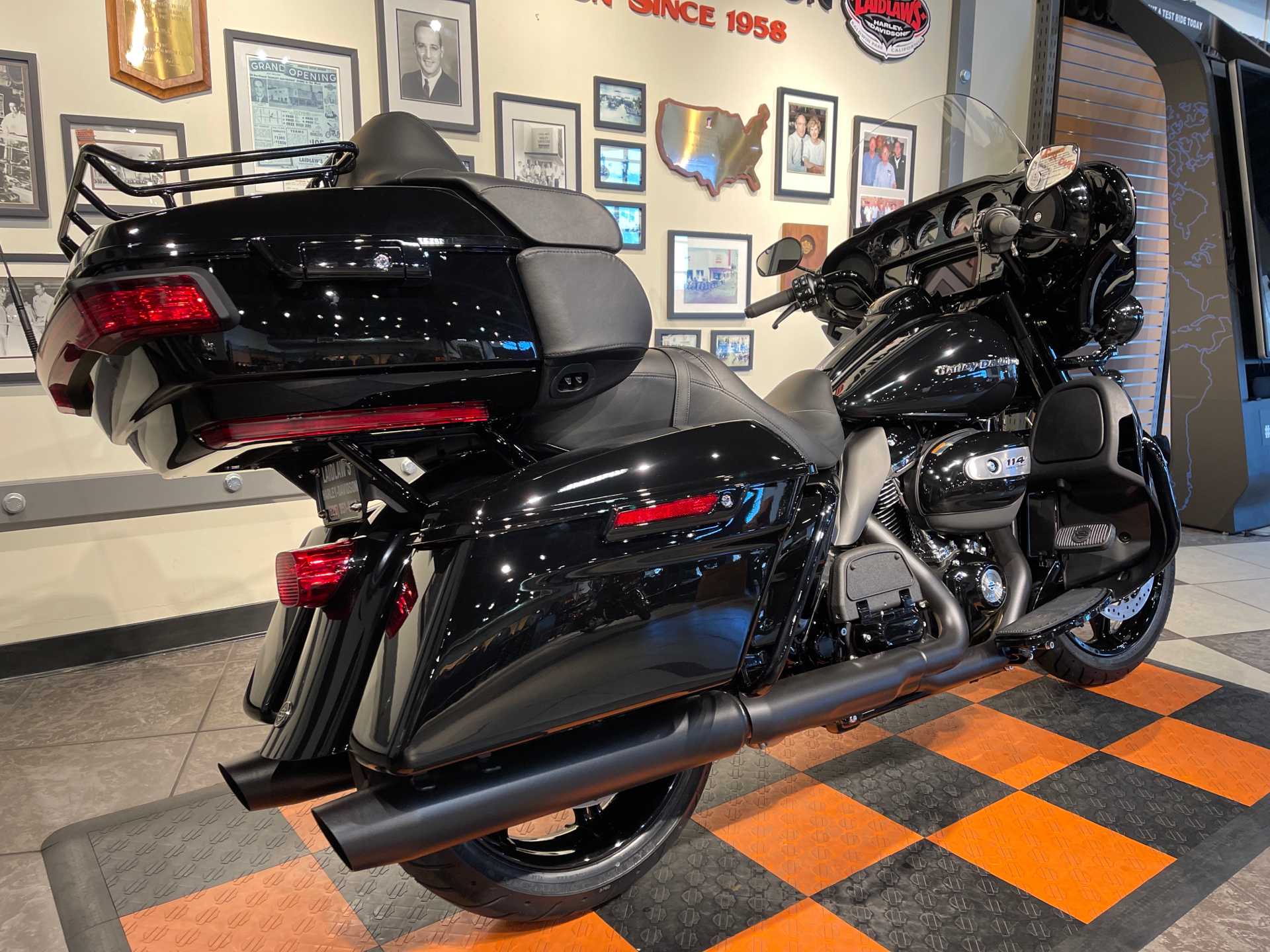 2021 Harley-Davidson Ultra Limited in Baldwin Park, California - Photo 5