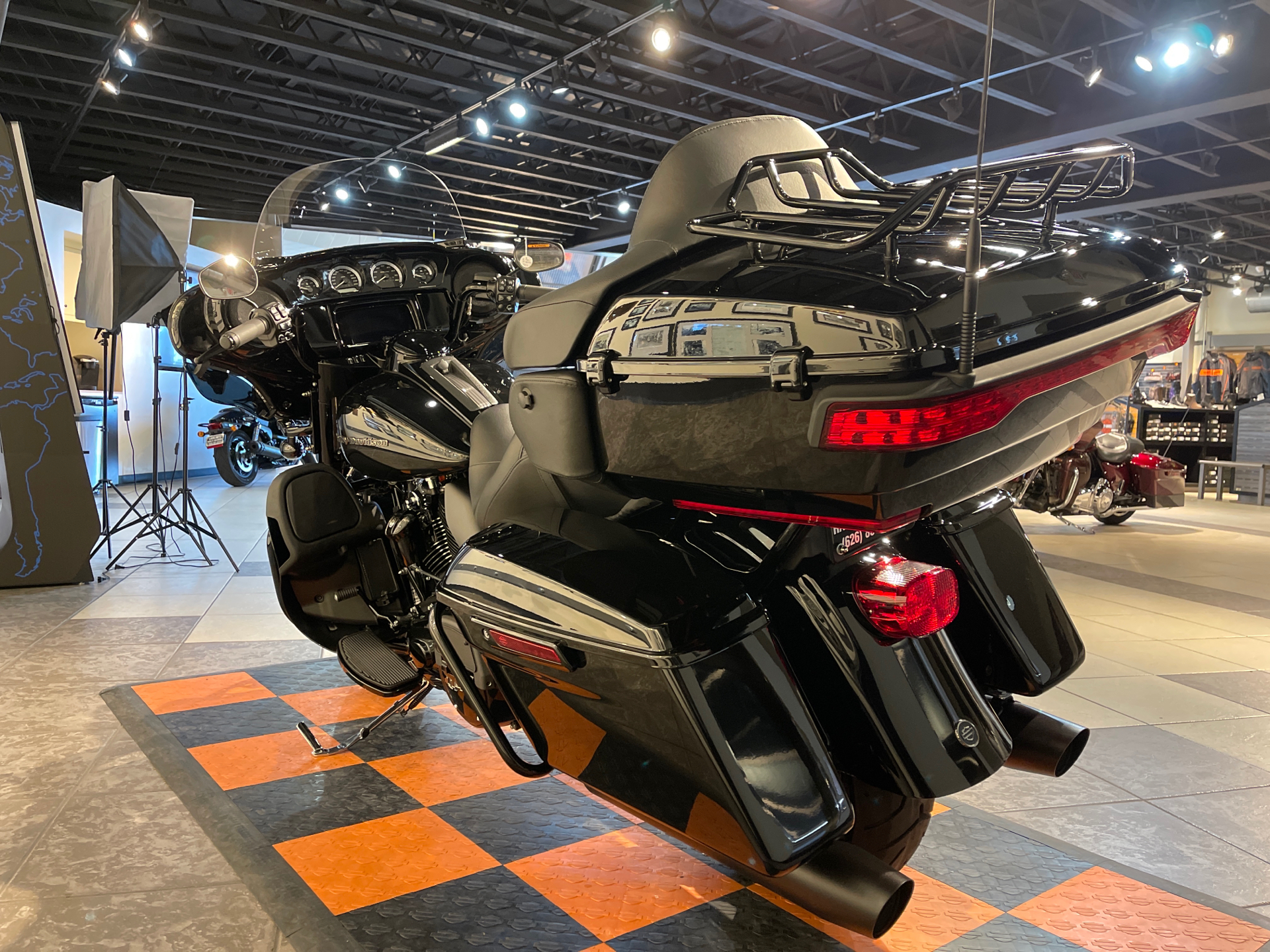 2021 Harley-Davidson Ultra Limited in Baldwin Park, California - Photo 7