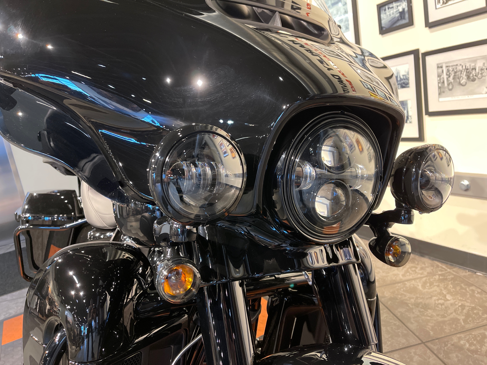 2021 Harley-Davidson Ultra Limited in Baldwin Park, California - Photo 11