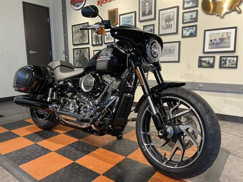 2021 Harley-Davidson Sport Glide® in Baldwin Park, California - Photo 4