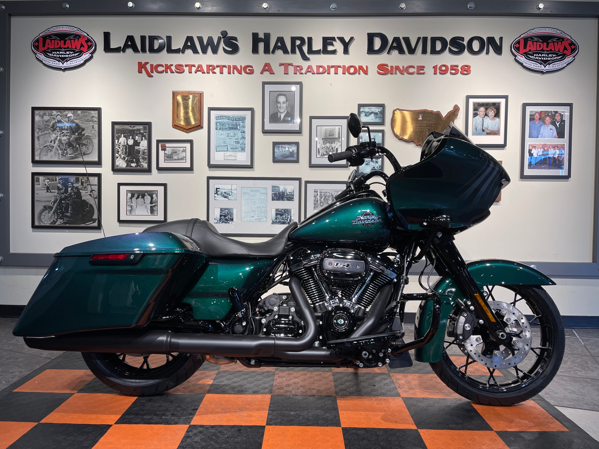 2021 Harley-Davidson Road Glide® Special in Baldwin Park, California - Photo 1