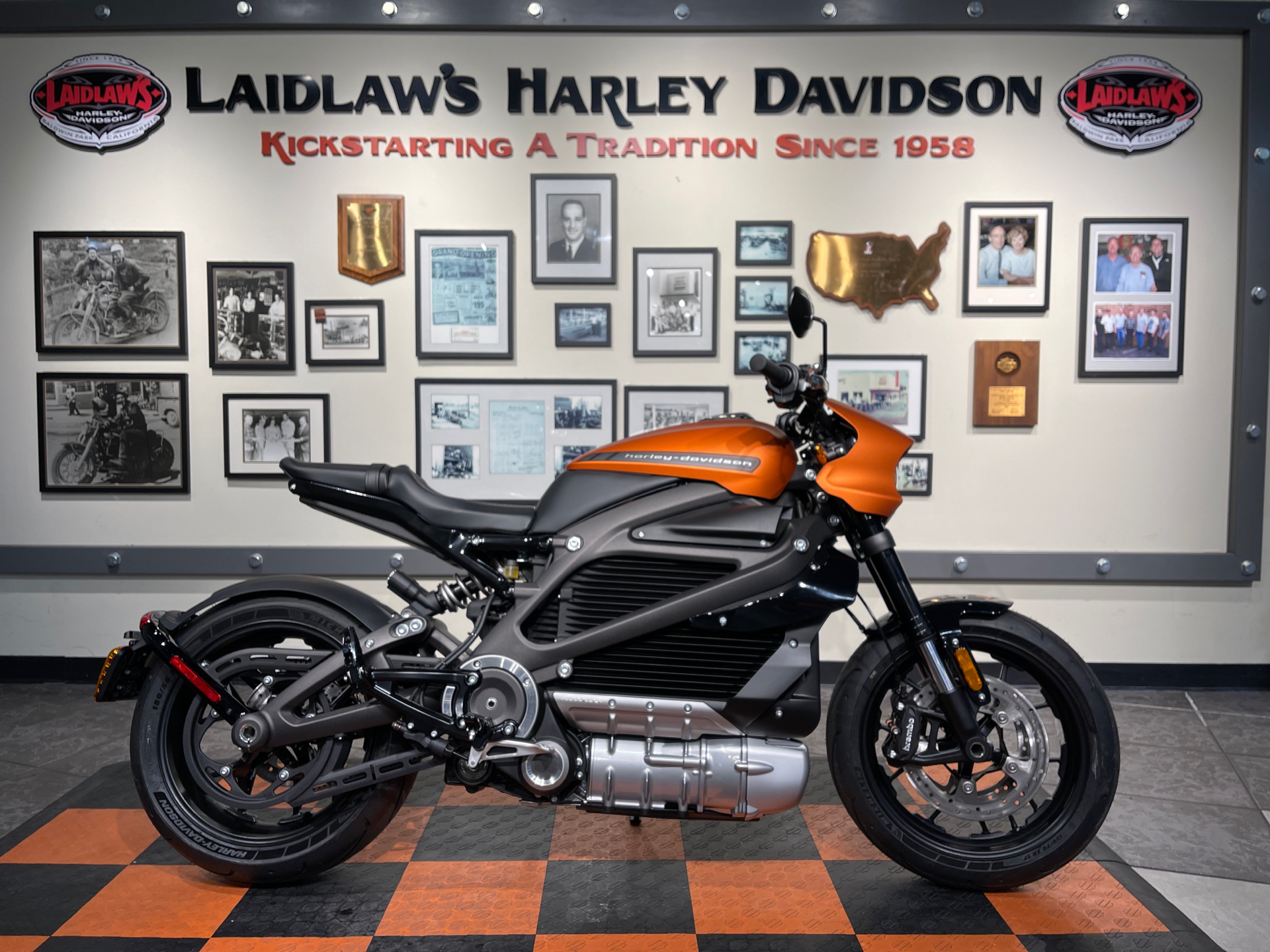 2020 Harley-Davidson Livewire™ in Baldwin Park, California - Photo 1