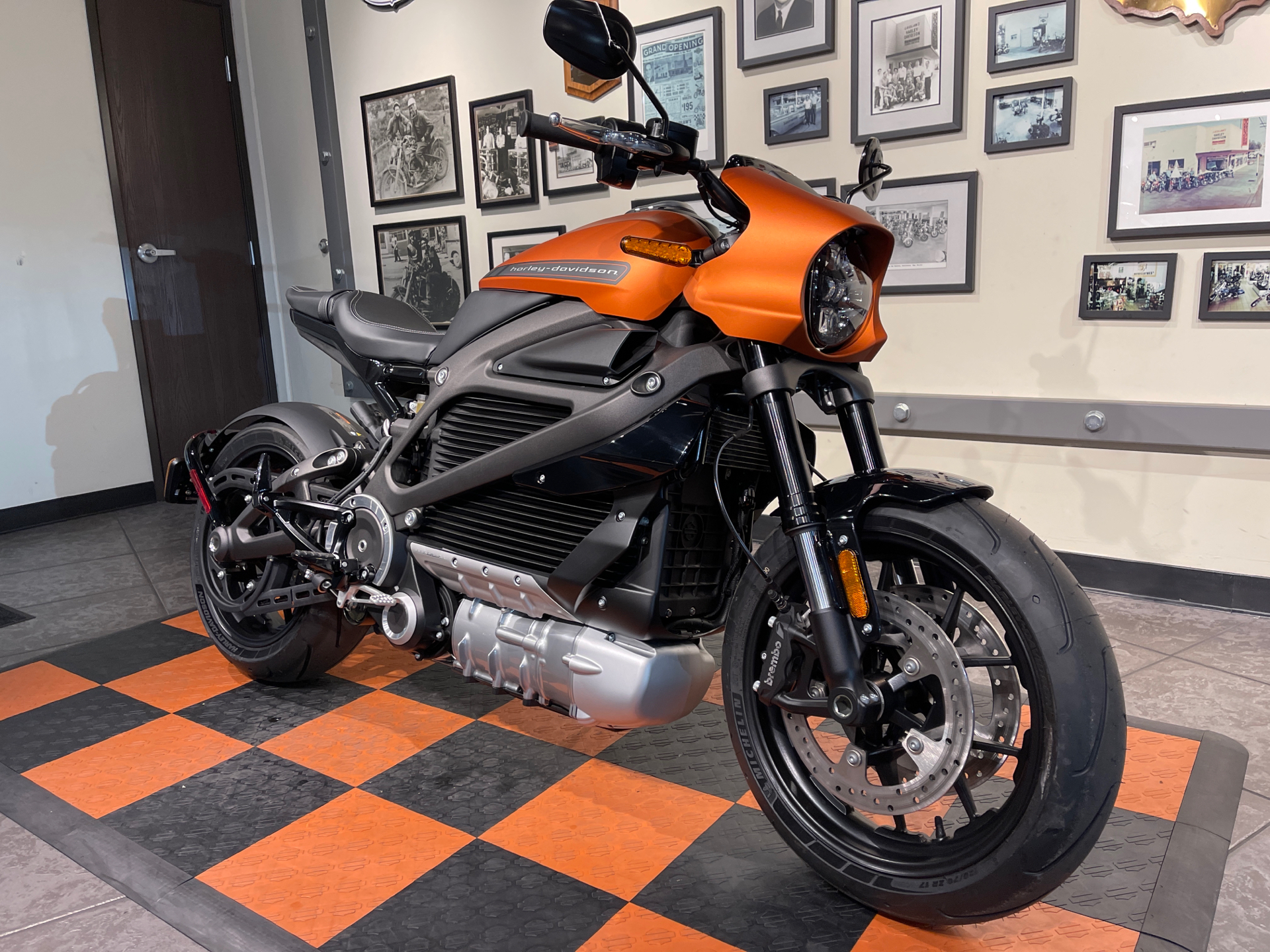 2020 Harley-Davidson Livewire™ in Baldwin Park, California - Photo 2