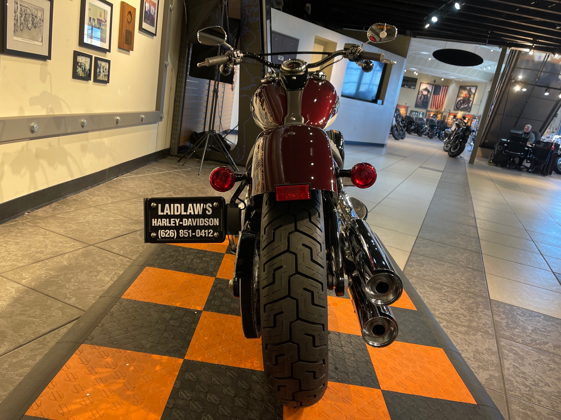 2021 Harley-Davidson Softail Slim® in Baldwin Park, California - Photo 7