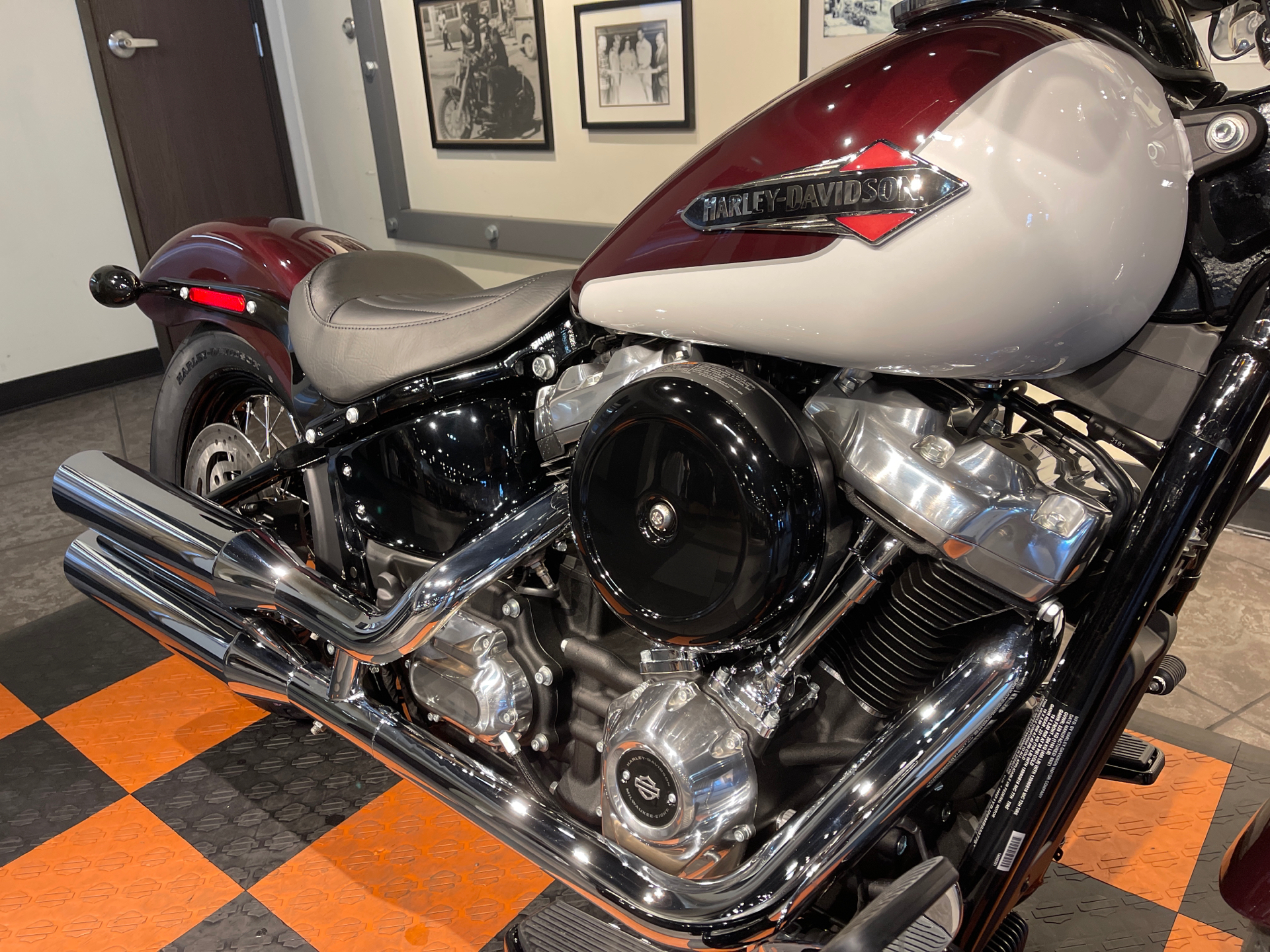 2021 Harley-Davidson Softail Slim® in Baldwin Park, California - Photo 13