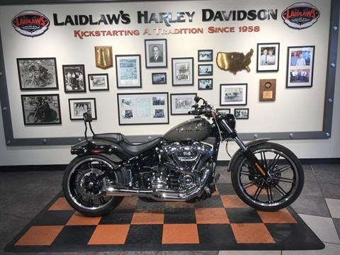 2019 Harley-Davidson Breakout® 114 in Baldwin Park, California - Photo 1
