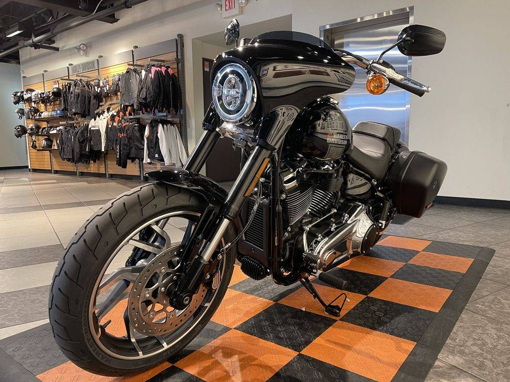 2021 Harley-Davidson Sport Glide® in Baldwin Park, California - Photo 11