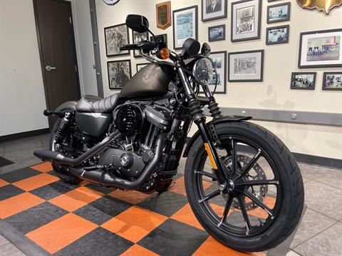 2021 Harley-Davidson Iron 883™ in Baldwin Park, California - Photo 2